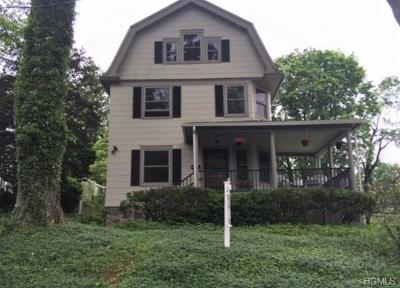 Pleasantville NY Single Family Home For Sale: $999,999