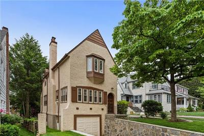Bronxville Single Family Home For Sale: 64 Archer Drive