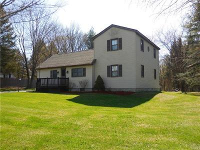 New Paltz Single Family Home For Sale: 322 South State Route 32