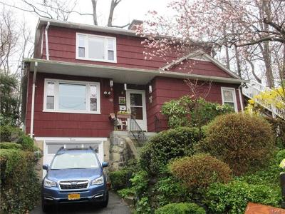 Tarrytown Single Family Home For Sale: 30 Woodlawn Street