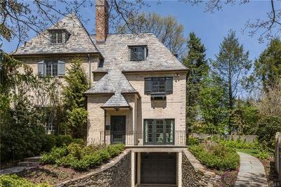 Bronxville Single Family Home For Sale: 16 Normandy Road