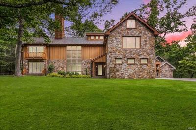 Bedford Hills Single Family Home For Sale: 124 Davids Hill Road