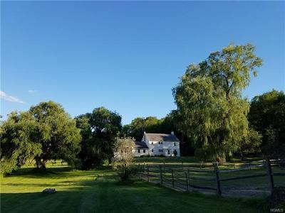 Staatsburg Single Family Home For Sale: 260 Schoolhouse Road