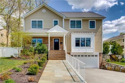 Scarsdale NY Single Family Home For Sale: $1,450,000