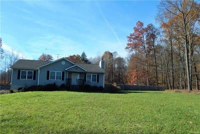 Single Family Home For Sale: 388 Greenville Turnpike