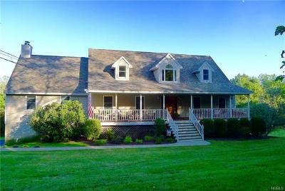 Warwick Single Family Home For Sale: 80 Mountainside Road
