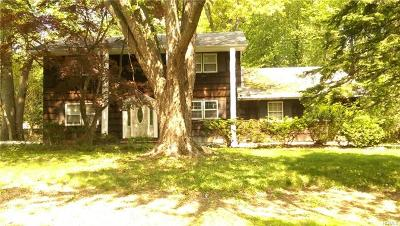 Single Family Home For Sale: 1 Fox Hill Road