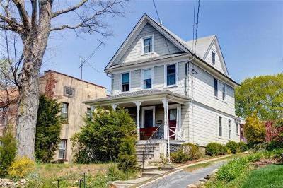White Plains Single Family Home For Sale: 204 North Kensico Avenue