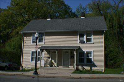 Buchanan Multi Family 2-4 For Sale: 256-258 Westchester Avenue