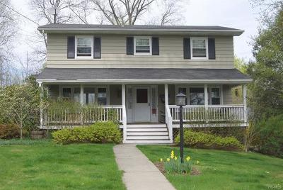 Goshen Single Family Home For Sale: 7 Edgewood Road