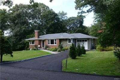 Ardsley Single Family Home For Sale: 86 Hilltop Road