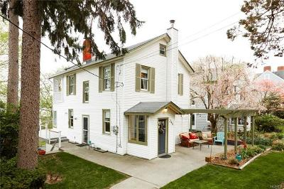 Single Family Home For Sale: 246 Hudson Terrace