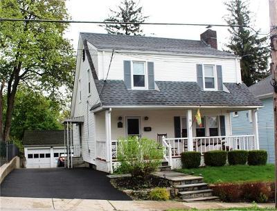 Croton-On-Hudson Single Family Home For Sale: 36 Palmer Avenue