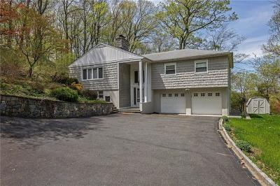 Pleasantville NY Single Family Home For Sale: $599,000