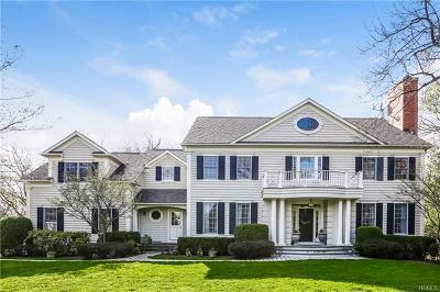 Irvington Single Family Home For Sale: 7 Manor Pond Lane