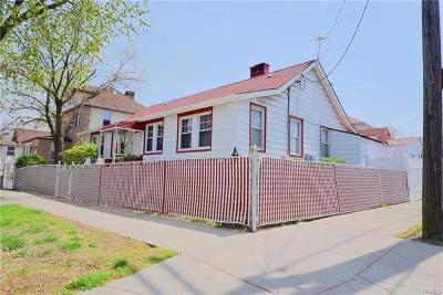 Bronx Single Family Home For Sale: 1880 Obrien Avenue