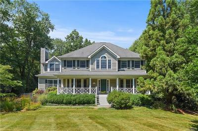 Cross River Single Family Home For Sale: 80 Lambert Ridge