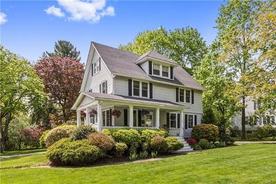 Mount Kisco Single Family Home For Sale: 4 Willetts Road