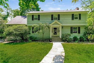 Hastings-On-Hudson Single Family Home For Sale: 2 Zinsser Way