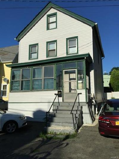 Ossining Single Family Home For Sale: 3 Palmer Place