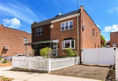 Bronx Multi Family 2-4 For Sale: 2030 Mayflower Avenue