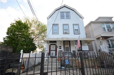 Bronx Multi Family 2-4 For Sale: 1343 Edwards Avenue