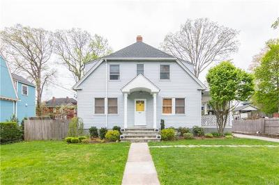 White Plains Single Family Home For Sale: 8 Myrtle Street