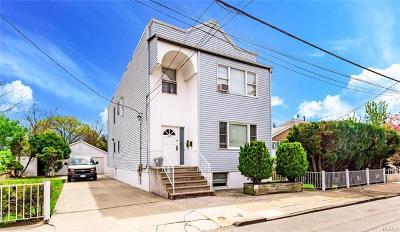 Yonkers Multi Family 2-4 For Sale: 88/Aka 86 Smart Avenue