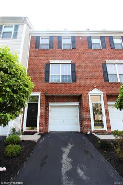 Nanuet Condo/Townhouse For Sale: 17 Meadow Lane