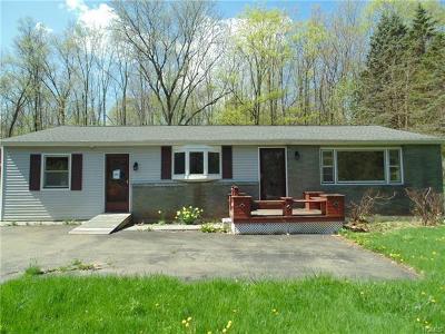 Kerhonkson Single Family Home For Sale: 18 Cedar Lane