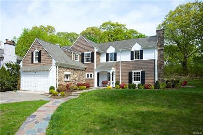 Bronxville Single Family Home For Sale: 62 Boulder Trail