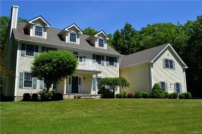 Holmes Single Family Home For Sale: 284 Holmes Road