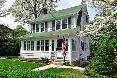New Rochelle Single Family Home For Sale: 70 Pershing Avenue