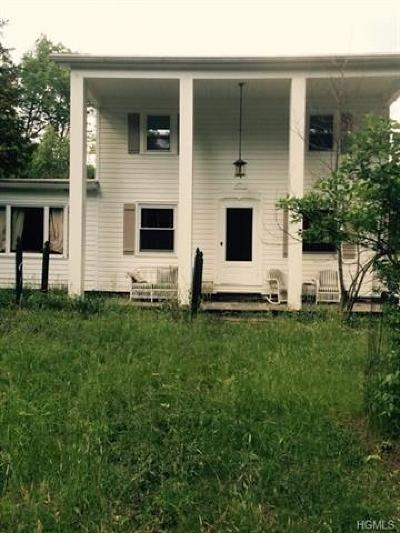 Huguenot Single Family Home For Sale: 480 Big Pond Road