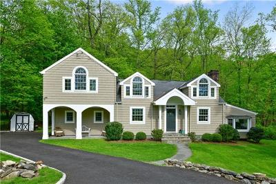 Westchester County Single Family Home For Sale: 47 Old Mill Road