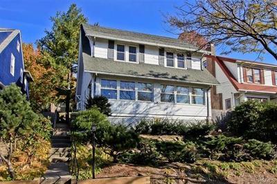 New Rochelle Single Family Home For Sale: 67 Lispenard Avenue