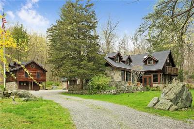 Putnam Valley Single Family Home For Sale: 101 Bell Hollow Road