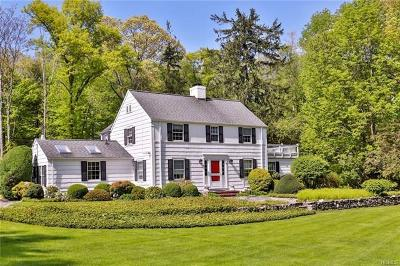Westchester County Single Family Home For Sale: 1 Orchard Drive