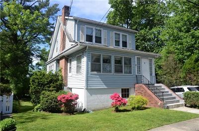 Westchester County Single Family Home For Sale: 6 Marquand Place