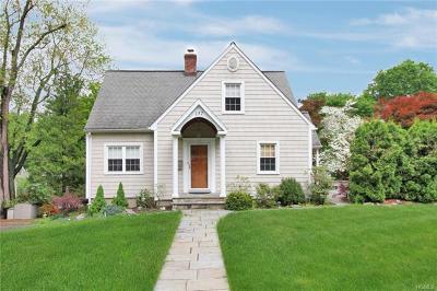 Thornwood Single Family Home For Sale: 157 Arthur Avenue