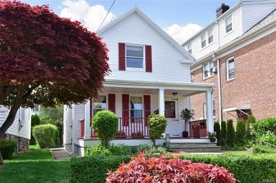Yonkers Single Family Home For Sale: 151 Vernon Avenue