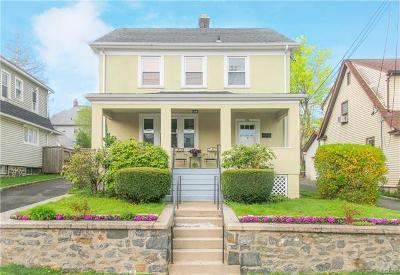 Port Chester Single Family Home For Sale: 70 Breckenridge Avenue