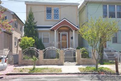 Bronx Single Family Home For Sale: 3002 Lasalle Avenue