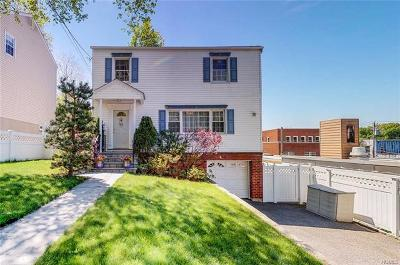 Scarsdale Single Family Home For Sale: 166 Montgomery Avenue