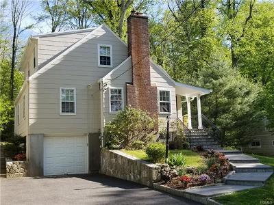 Chappaqua Single Family Home For Sale: 48 Martha Place
