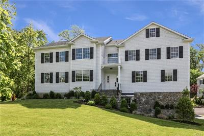 Scarsdale NY Single Family Home For Sale: $1,998,000