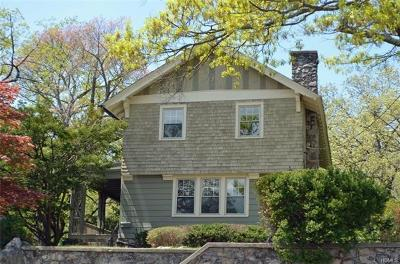 Peekskill Single Family Home For Sale: 608 Nelson Avenue