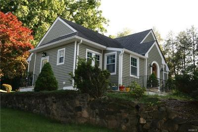 Cortlandt Manor Single Family Home For Sale: 37 Trolley Road