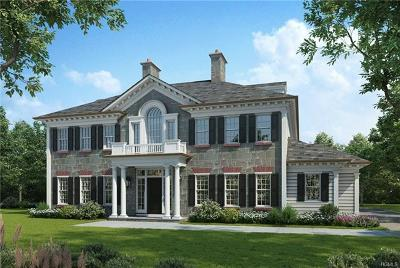 Scarsdale NY Single Family Home For Sale: $4,395,000