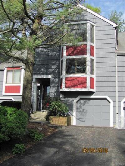 Nanuet Condo/Townhouse Sold: 153 Treetop Circle